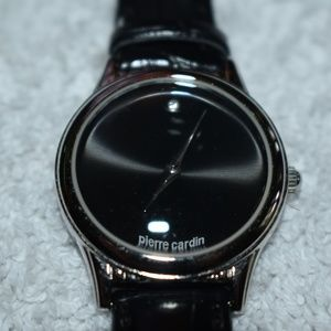 Pierre Cardin Accessories - Vintage 80's Pierre Cardin Diamond Formal Watch